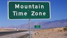 Is Arizona on Mountain Time?