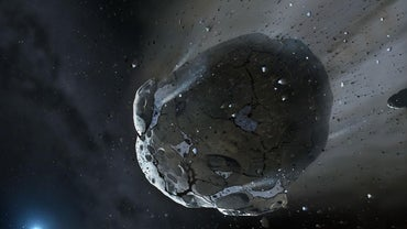 How Are Asteroids Formed?