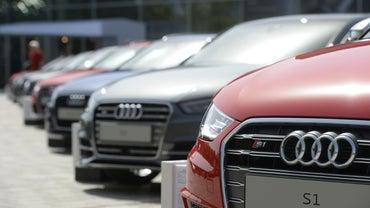 Who Makes Audi Cars?