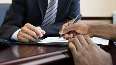 What Is an Authorized Signatory?