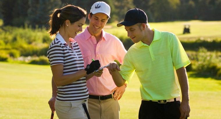 average-golf-score-18-holes