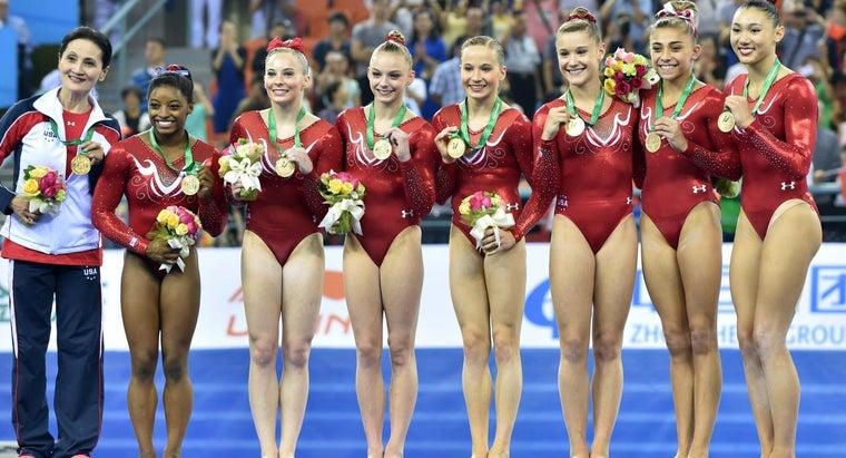 average-height-female-gymnast