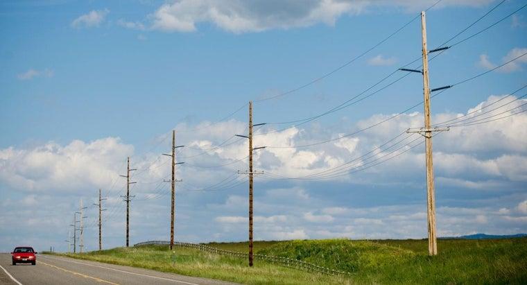 average-height-telephone-pole