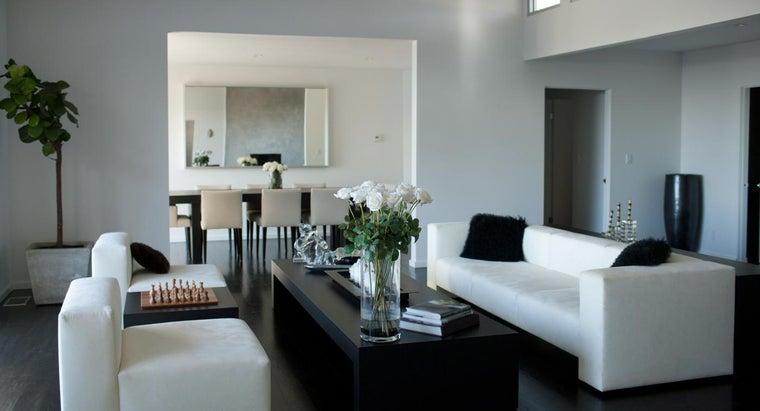 average-living-room-size