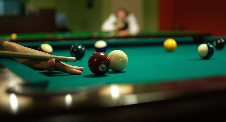average-weight-pool-table