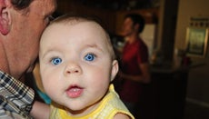 Are All Babies Born With Blue Eyes?