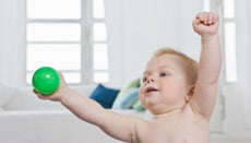 Why Do Babies Like Flapping Their Arms?