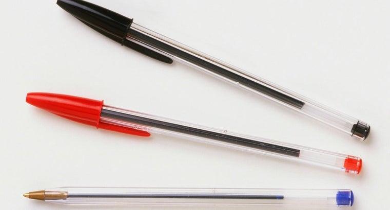 ballpoint-pens-manufactured