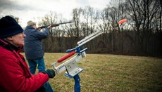 What Are Some Basic Skeet Shooting Tips?