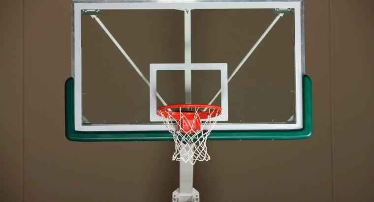 size-basketball-backboard