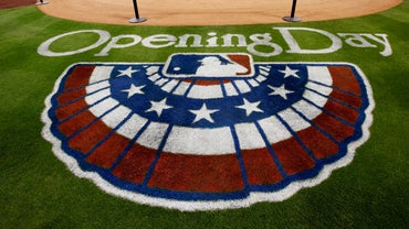 Who Is the Batter on the MLB Logo?