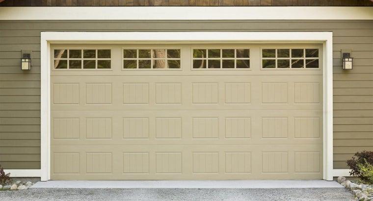 big-double-garage