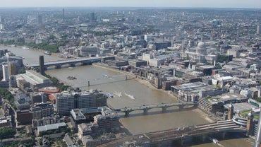 How Big Is London?