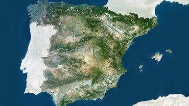 How Big Is Spain?