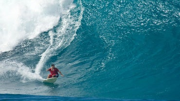 How Big Are the Waves in Big Wave Surfing?