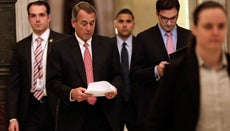 How Does a Bill Move Through the U.S. House of Representatives?