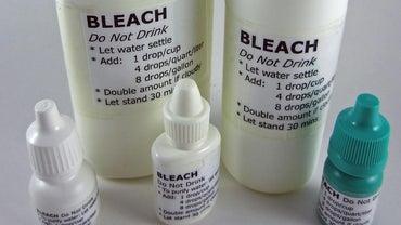 Is Bleach Flammable?