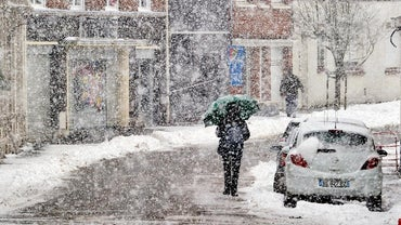 Why Do Blizzards Occur?