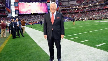 What Does Bob Kraft Own?