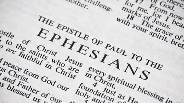 Which Books of the Bible Are the Epistles?