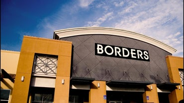Where Are Borders Bookstores Located?