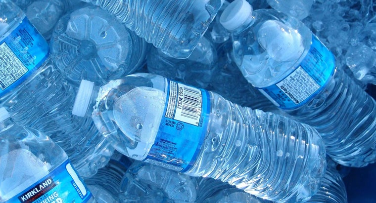 Which Bottled Water Brands Do Not Use Fluoride? | Reference com