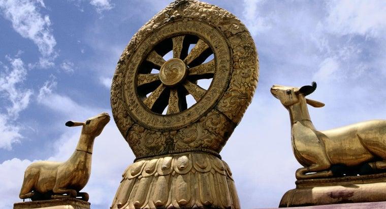 buddhist-symbol-represent