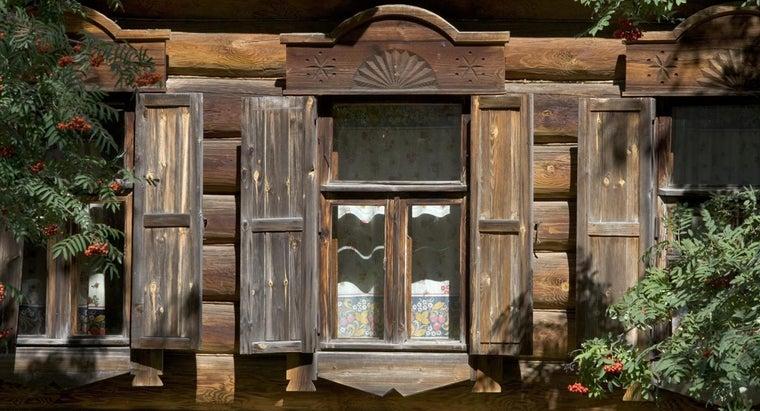 build-window-shutters