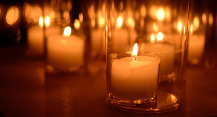 Why Is a Burning Candle a Chemical Change? | Reference com