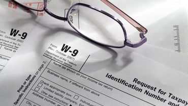 Why Does a Business Ask a Taxpayer to Complete a W-9 Form?