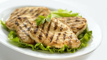 How Many Calories Are in One Boneless, Skinless Chicken Breast?