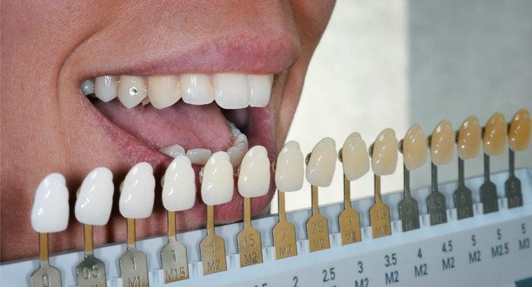 can-fake-teeth-whitened