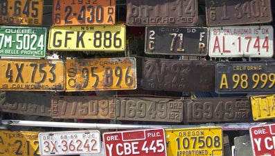 Can People Find the Owner of a Car With a Specific License Plate Number?
