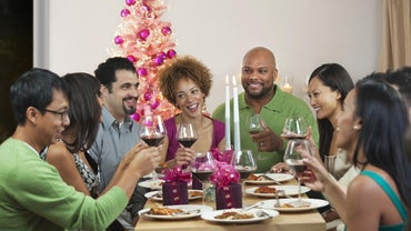 What Can Be Included in Christmas Dinner Graces?