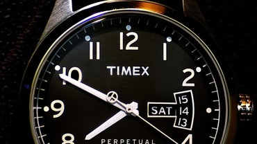 Where Can You Find the Instructions for a Timex WR 50m Watch?