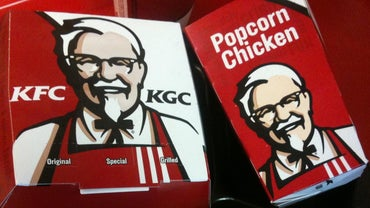 Where Can You Find KFC Specials?