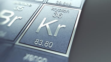 Where Can Krypton Be Found?
