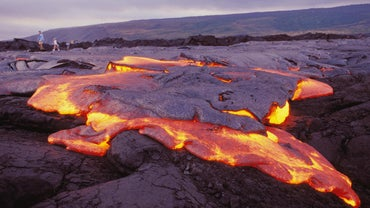 Can Lava Melt Concrete?