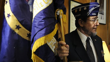 Where Can You Find a List of Purple Heart Recipients From the Vietnam War?