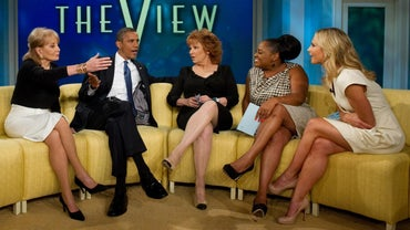"Where Can You Find a List of Upcoming Guests on ""The View""?"