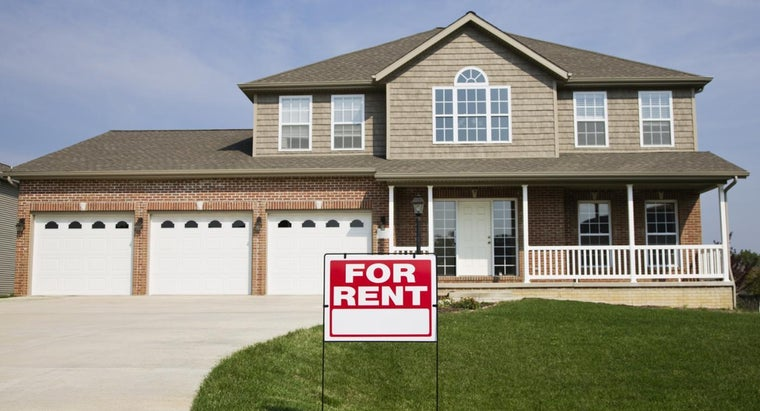 Where Can You Find a Listing of Houses for Rent? | Reference com