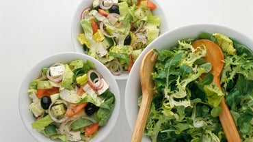 How Can You Make a Good Salad?