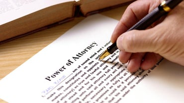 Where Can You Obtain a Standard Power of Attorney Form?