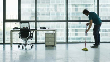 Where Can You Find Office Cleaning Positions?