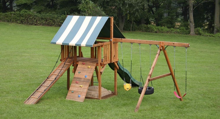can-one-build-wooden-swing-set