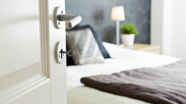 How Can You Open a Locked Bedroom Door?