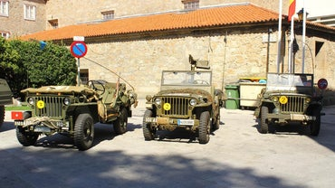 Where Can You Purchase Army Surplus Jeeps?