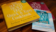 Where Can I Find Recipes for the South Beach Diet?
