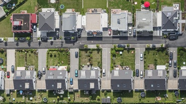 Where Can I See a Live Aerial View of My House?