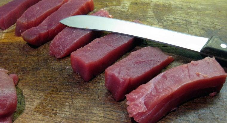 can-sick-eating-raw-tuna